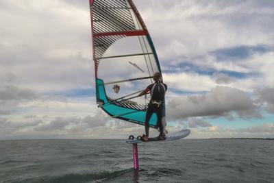 Le Foil Windsurf Centre Nautique De La Couarde Ile De Re